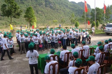 National Park Phong Nha - Ke Bang action for the environment and biodiversity